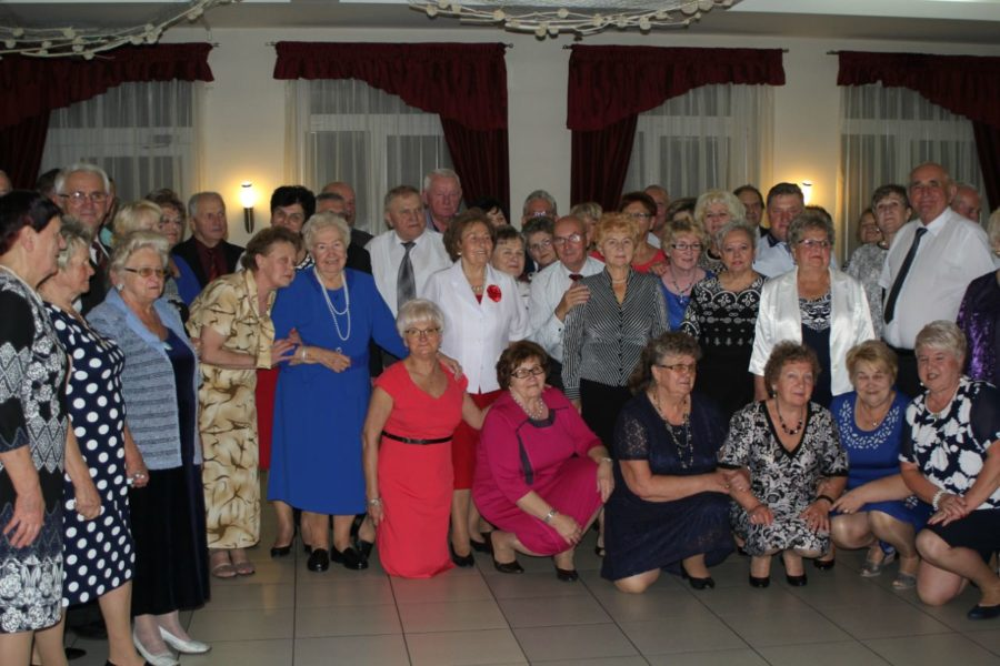 Spotkanie integracyjne Seniorów