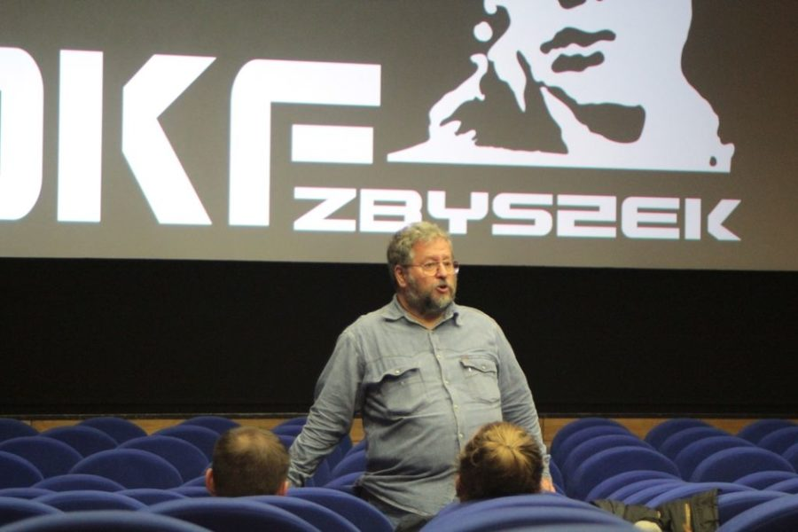 Czeski film na DKFie