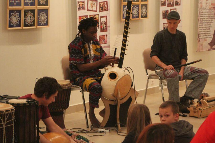 Mnóstwo muzyki i trochę Afryki!