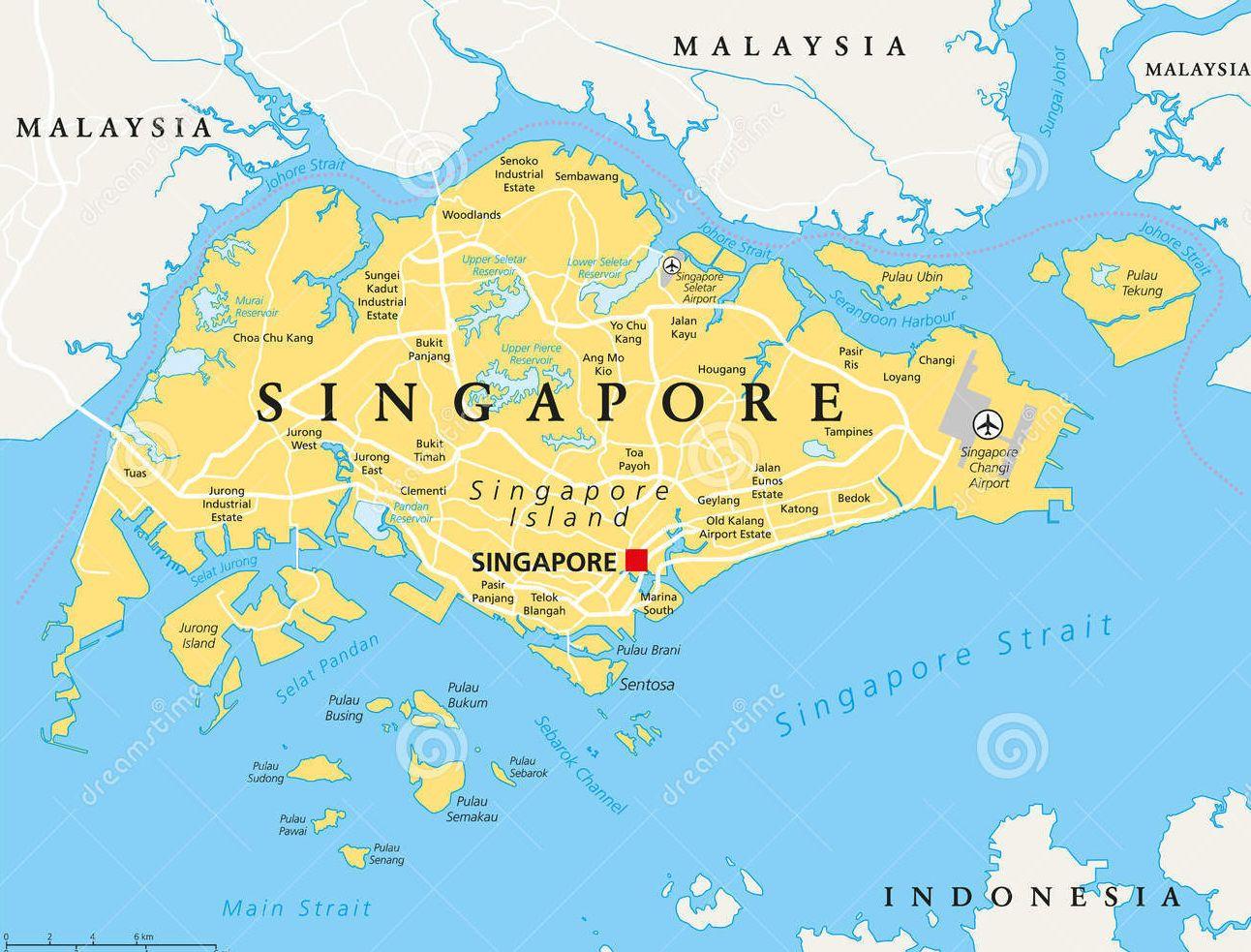 Jestem z Polski. Mieszkam w Singapurze.