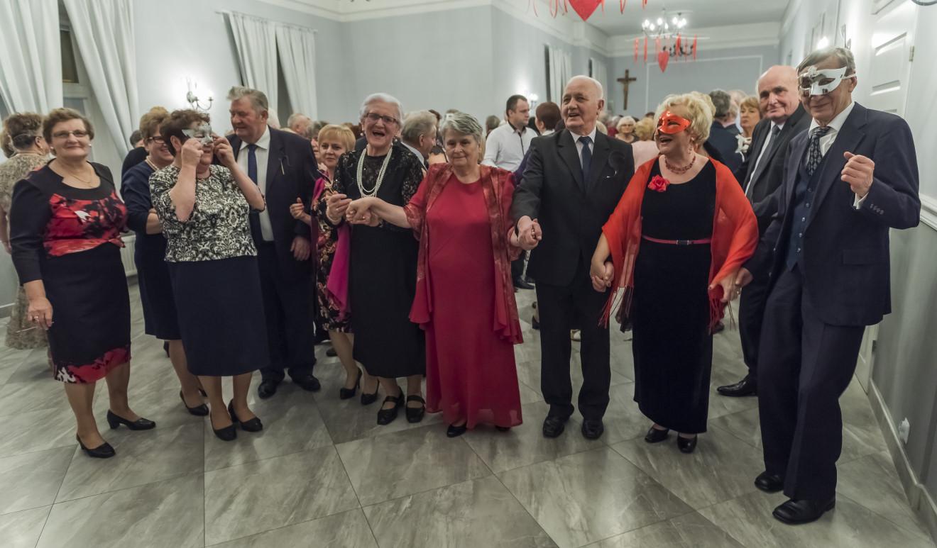 Karnawałowe szaleństwa Seniorów