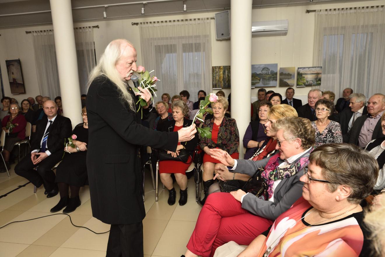 Święto sokołowskich Seniorek!