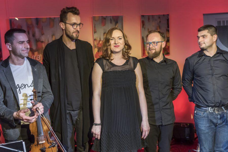 Nika Lubowicz Quintet w SOK!