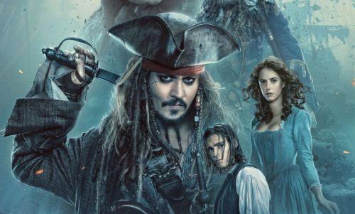 Piraci z Karaibów 29.06. – 2.07. / 17:00