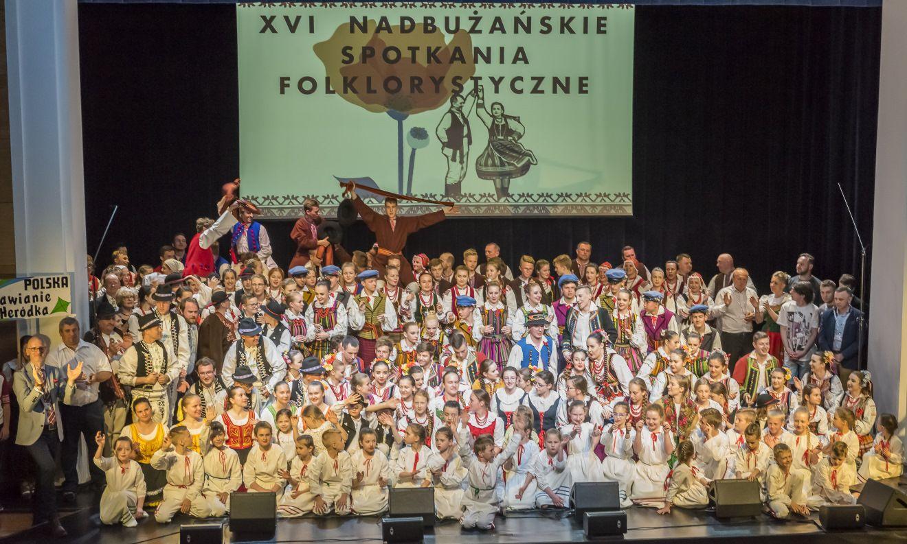 Prezentowali się na sokołowskiej scenie