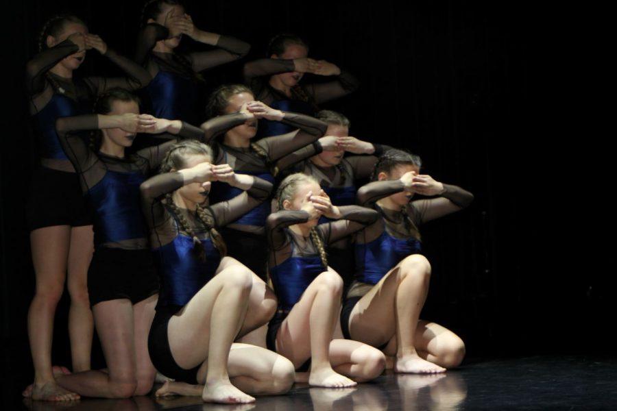 Roztańczona scena SOK – koncert grupy baletowej & modern jazz