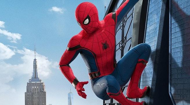 24-27.08. 17:00 / Spiderman: Homecoming
