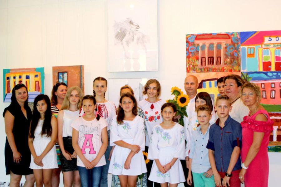 Dzieci i młodzież z Dubna w SOK!