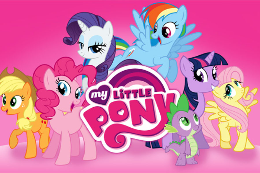 26-29.10. 16:00 / My Little Pony: Film
