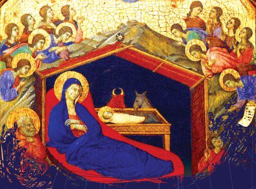 Boże Narodzenie w malarstwie