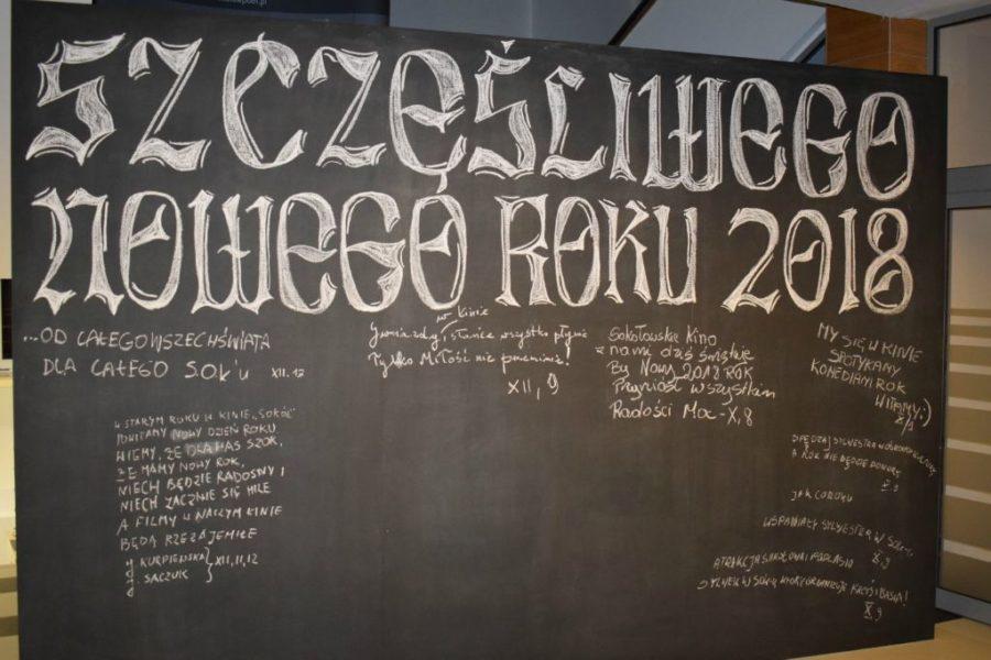 "Sylwester z Kinem ""Sokół""!"