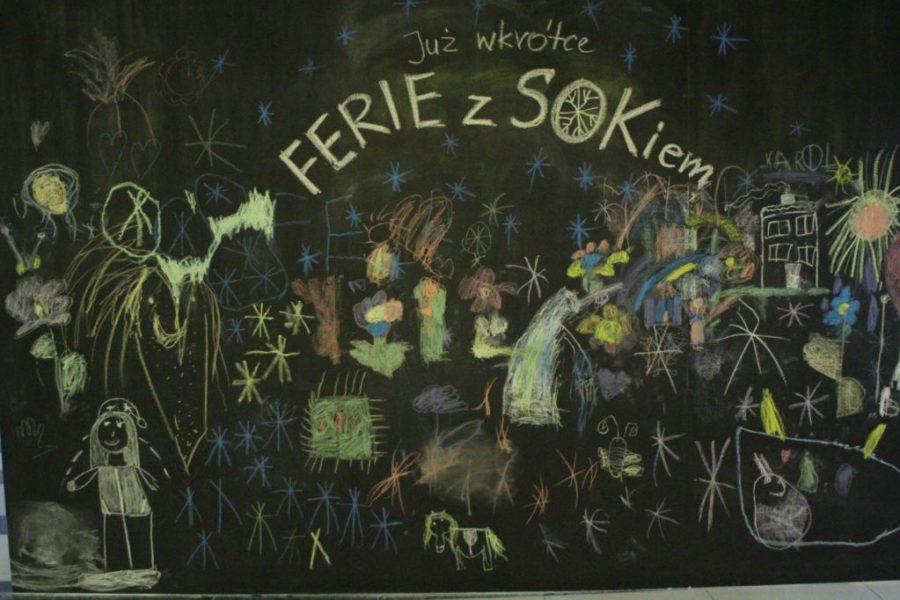 Ferie z SOKiem – pierwszy tydzień za nami!