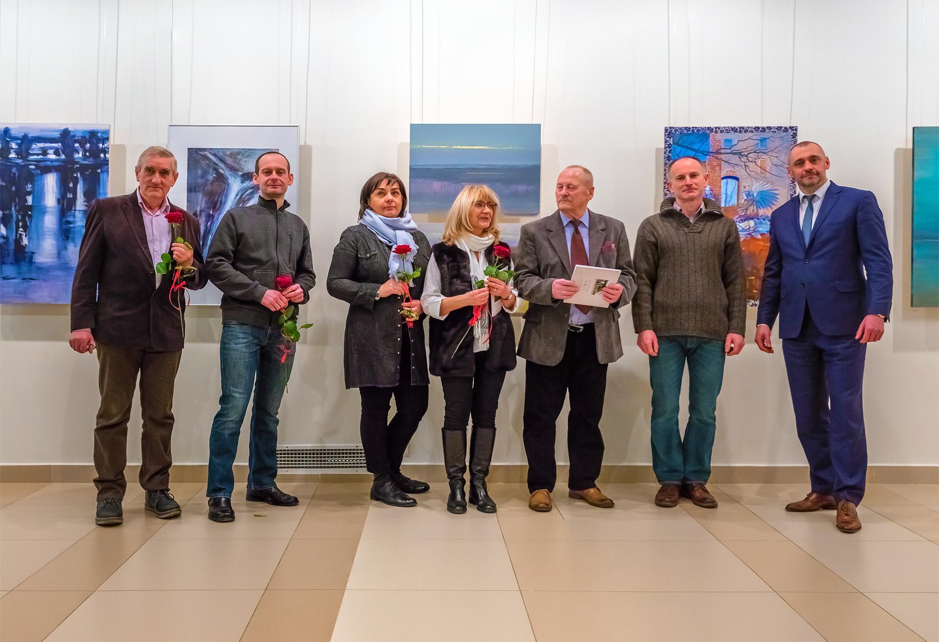 Wystawa poplenerowa BROK 2017