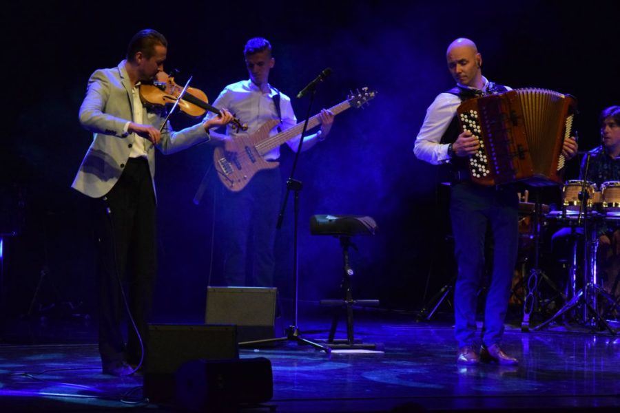 Koncert Marcina Wyrostka