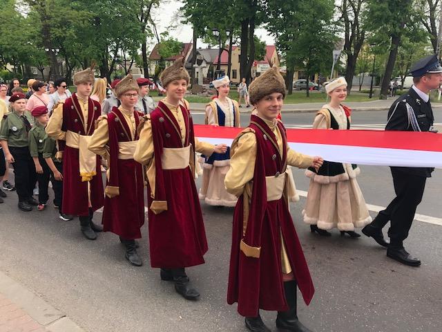 Dzień Flagi w Sokołowie Podlaskim