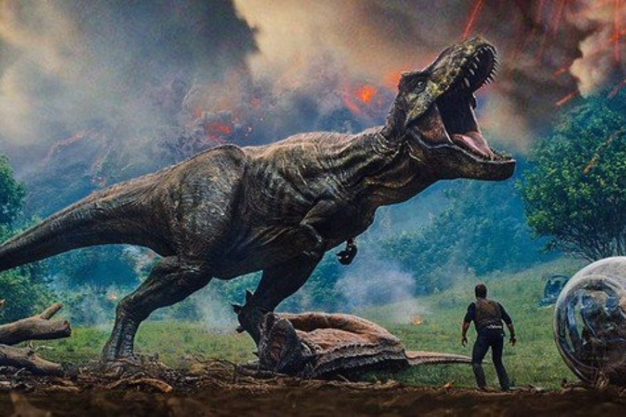Jurassic World / 28.06.-1.07. 16:00 18:15