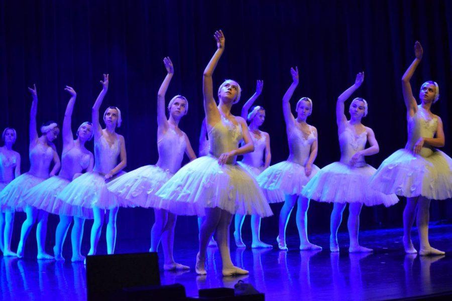 Podsumowanie roku grup tanecznych SOK