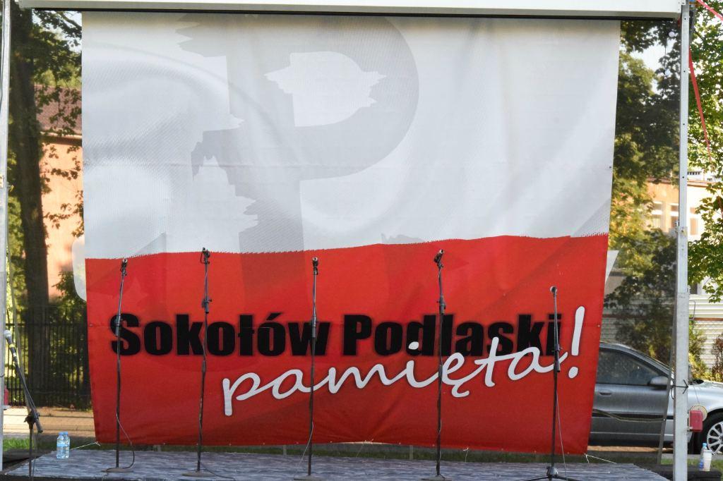 Sokołów Podlaski pamięta!