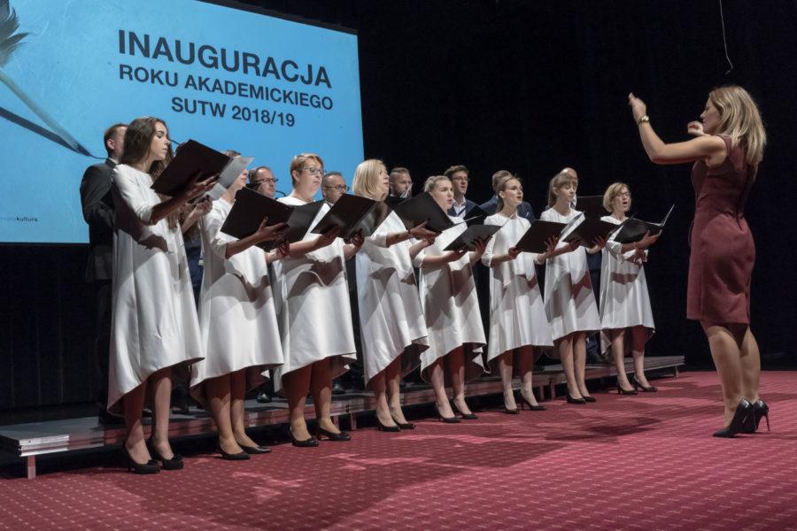 Inauguracja SUTW
