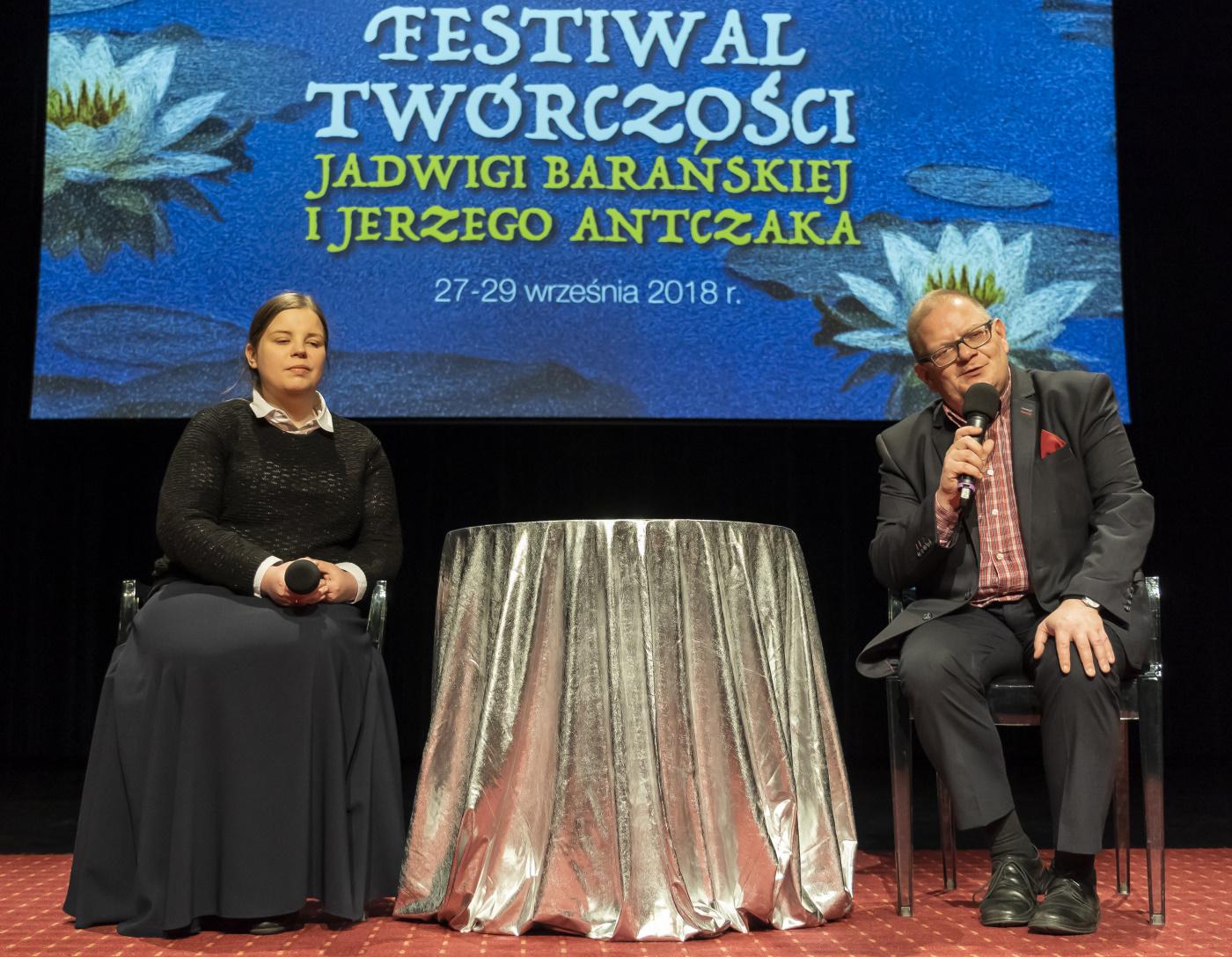 Festiwal Twórczości Jadwigi Barańskiej i Jerzego Antczaka