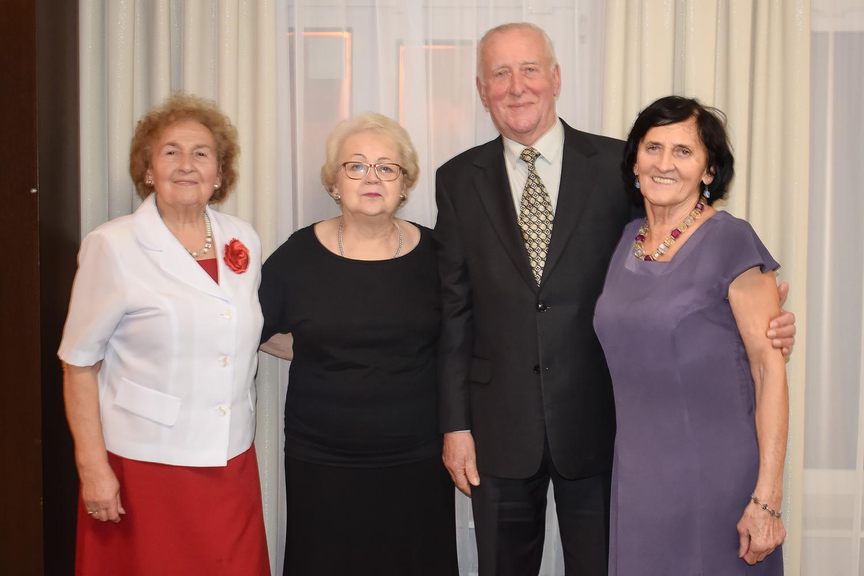 Spotkanie taneczne Klubu Seniora