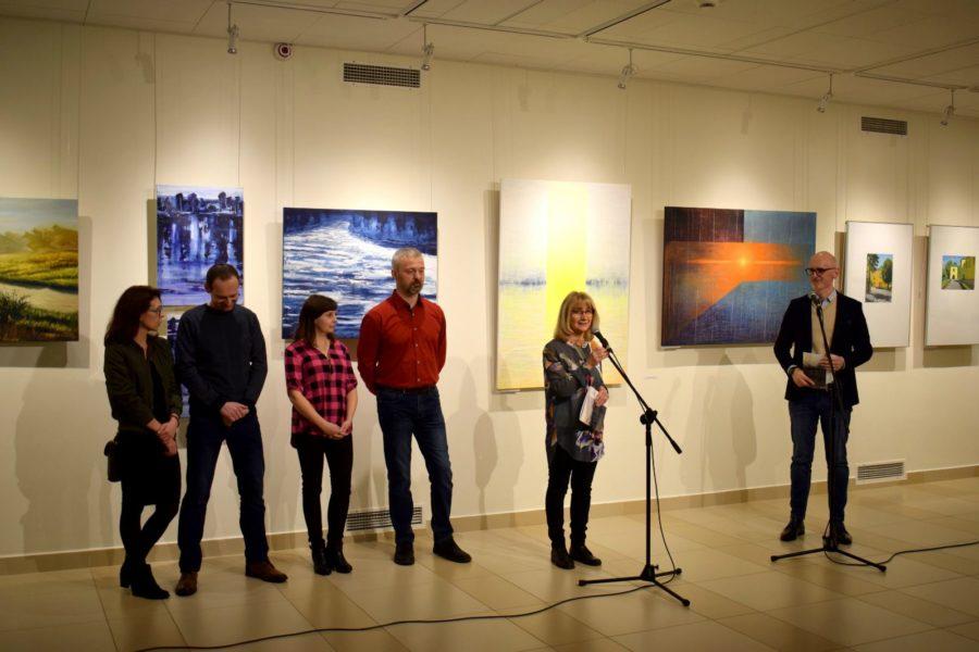 Drohiczyn 2018 – wystawa poplenerowa