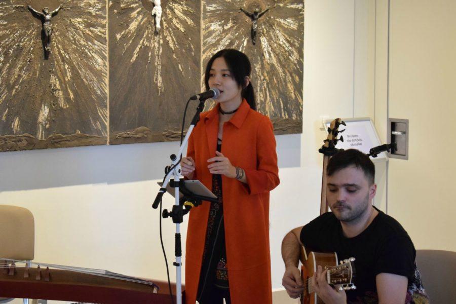 Smykofonia: W chińskim ogrodzie