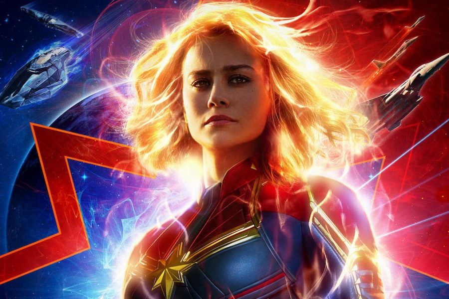 Kapitan Marvel / 10-11 maja 20:00