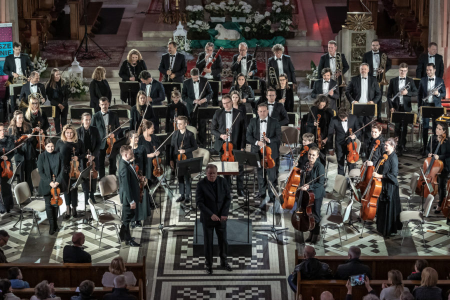 Koncert Sinfonia Viva w sokołowskiej konkatedrze