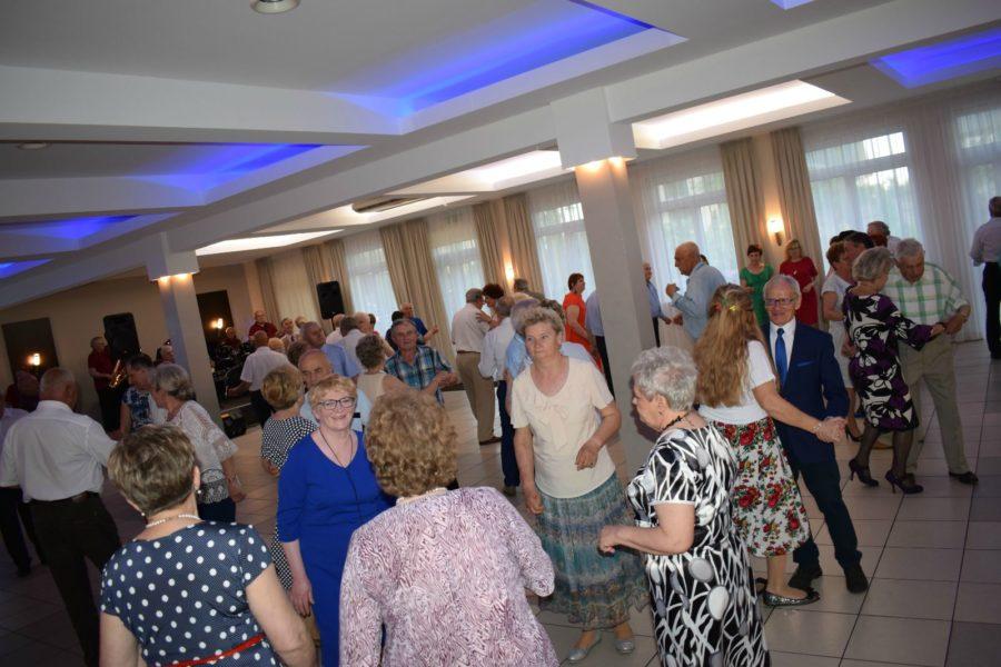Majowa zabawa taneczna Seniorów