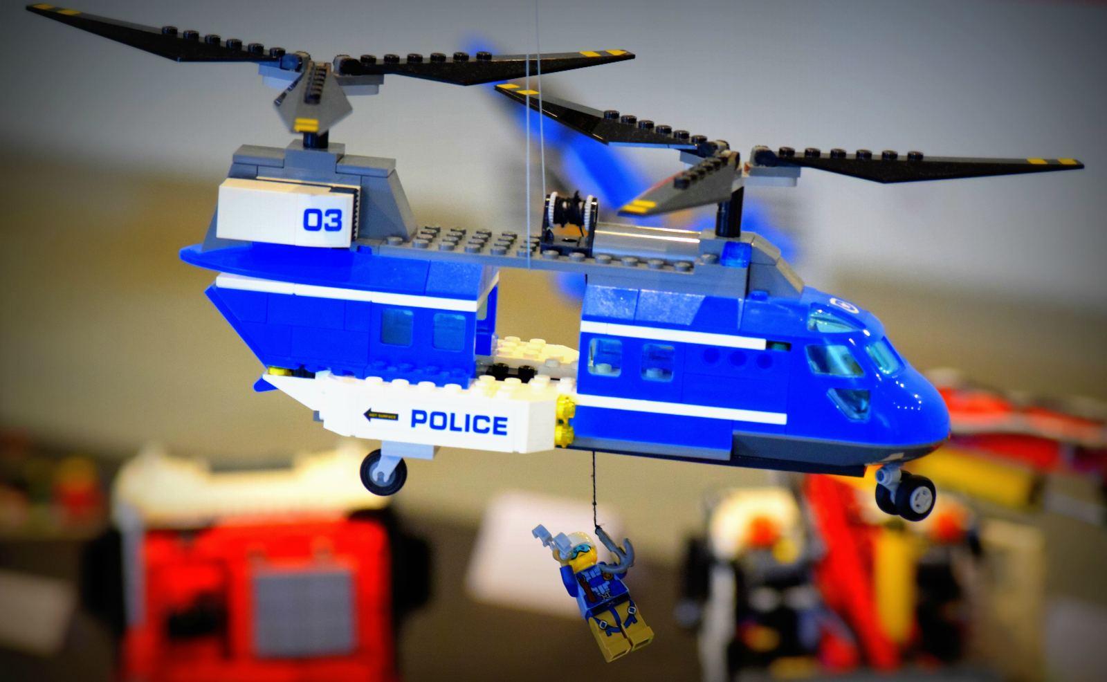 1. Sokołowska wystawa konstrukcji z klocków Lego®