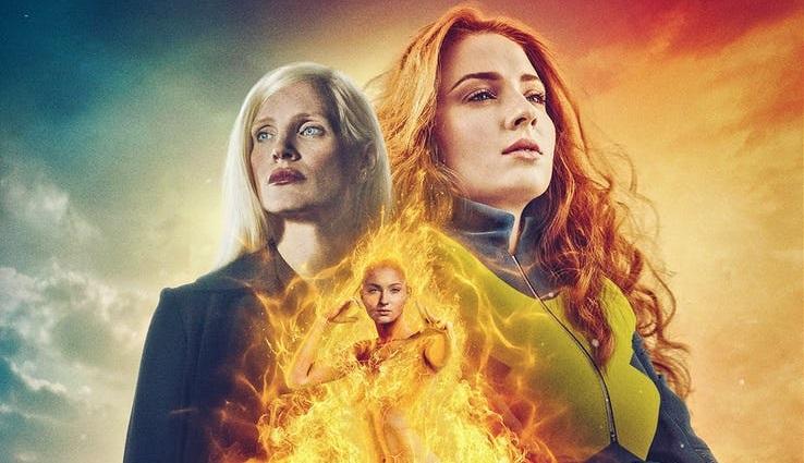 X-Men: Mroczna Phoenix / 21-23 czerwca 18:00