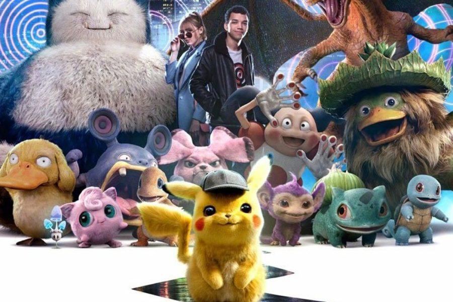 Pokémon: Detektyw Pikachu / 21-23 czerwca 16:00