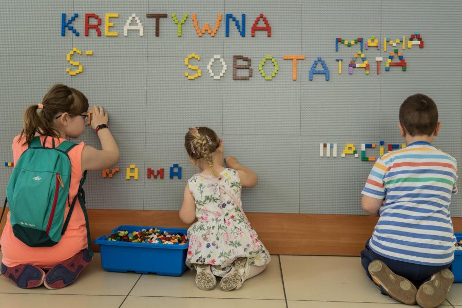 Kreatywna Sobota!