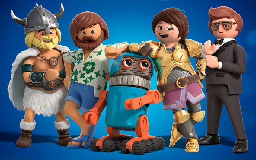 Playmobil: Film / 26-31 sierpnia 16:00