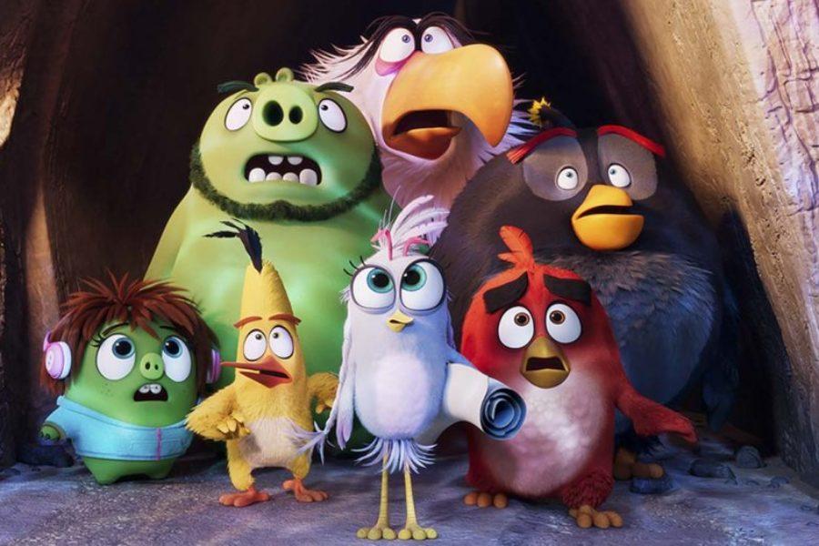 Angry Birds Film 2 / 17-19 października 16:00