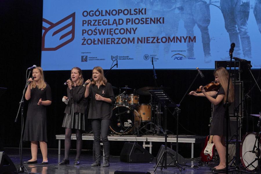 Koncert galowy Ogólnopolskiego Przeglądu Piosenki Poświęconej Żołnierzom Niezłomnym
