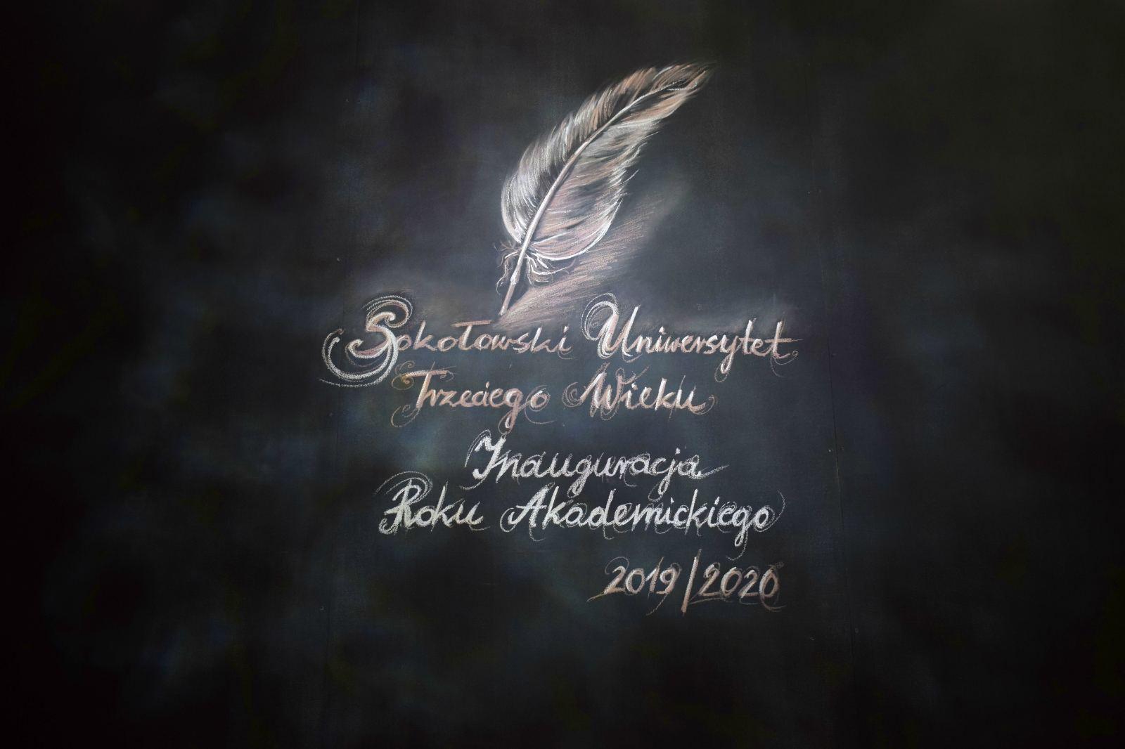 Inauguracja roku akademickiego SUTW