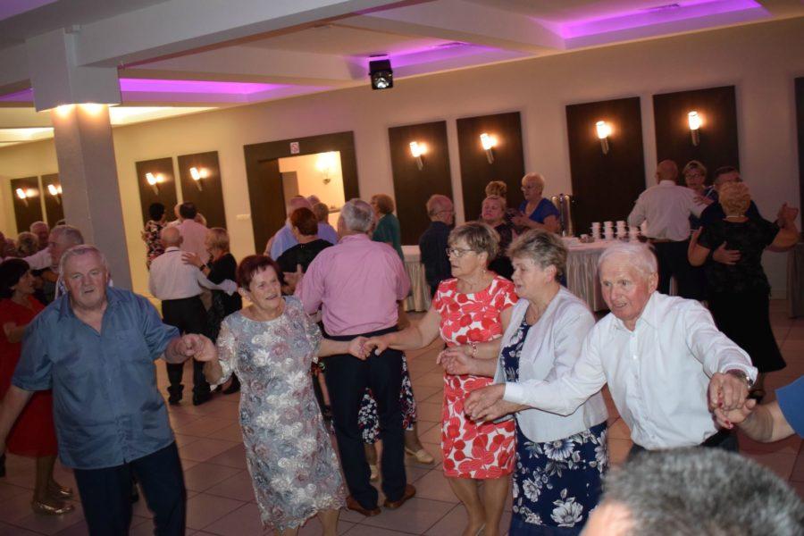 Zabawa taneczna Seniorów