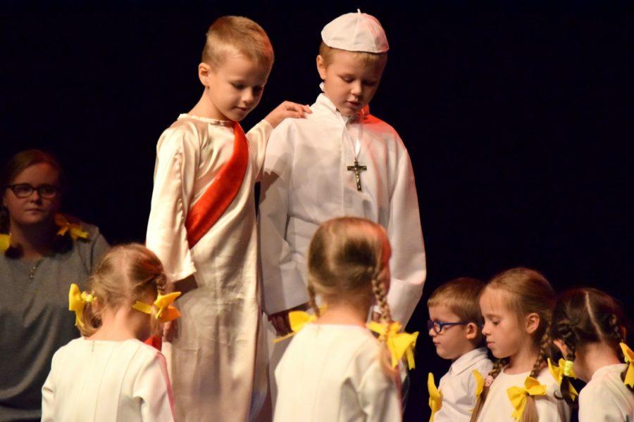 Dzieci Ojcu Świętemu