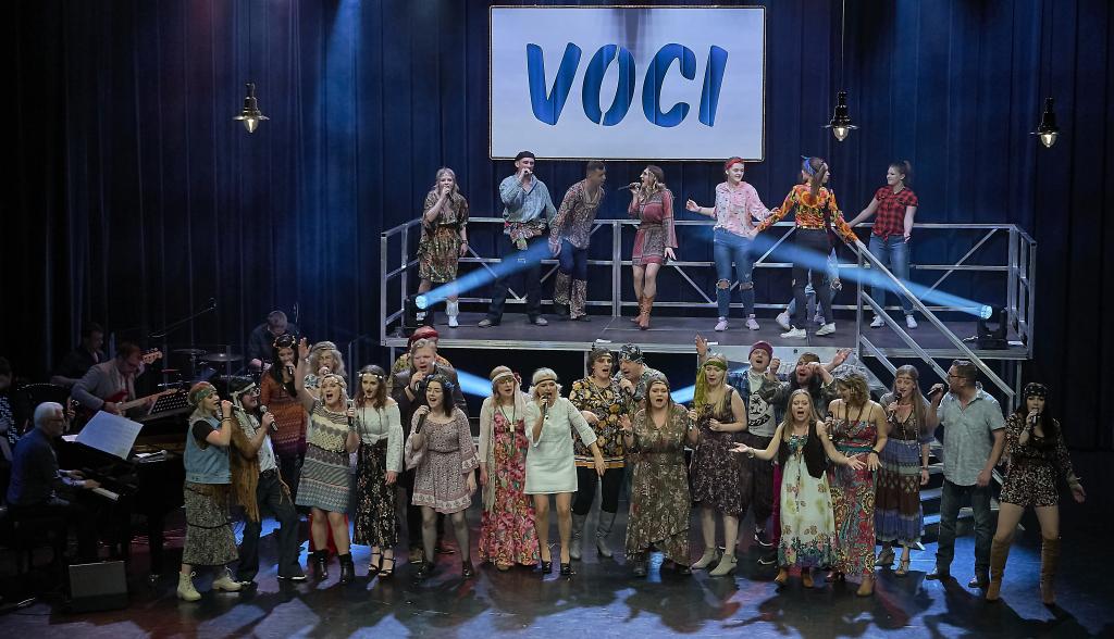 Ach ten Broadway w wykonaniu Voci Cantati