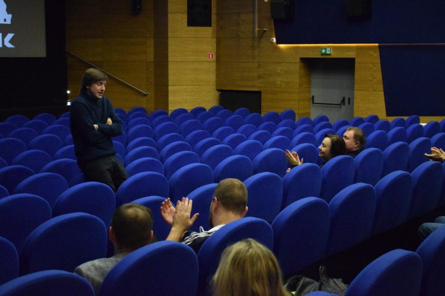 Kino społeczne w DKF Zbyszek