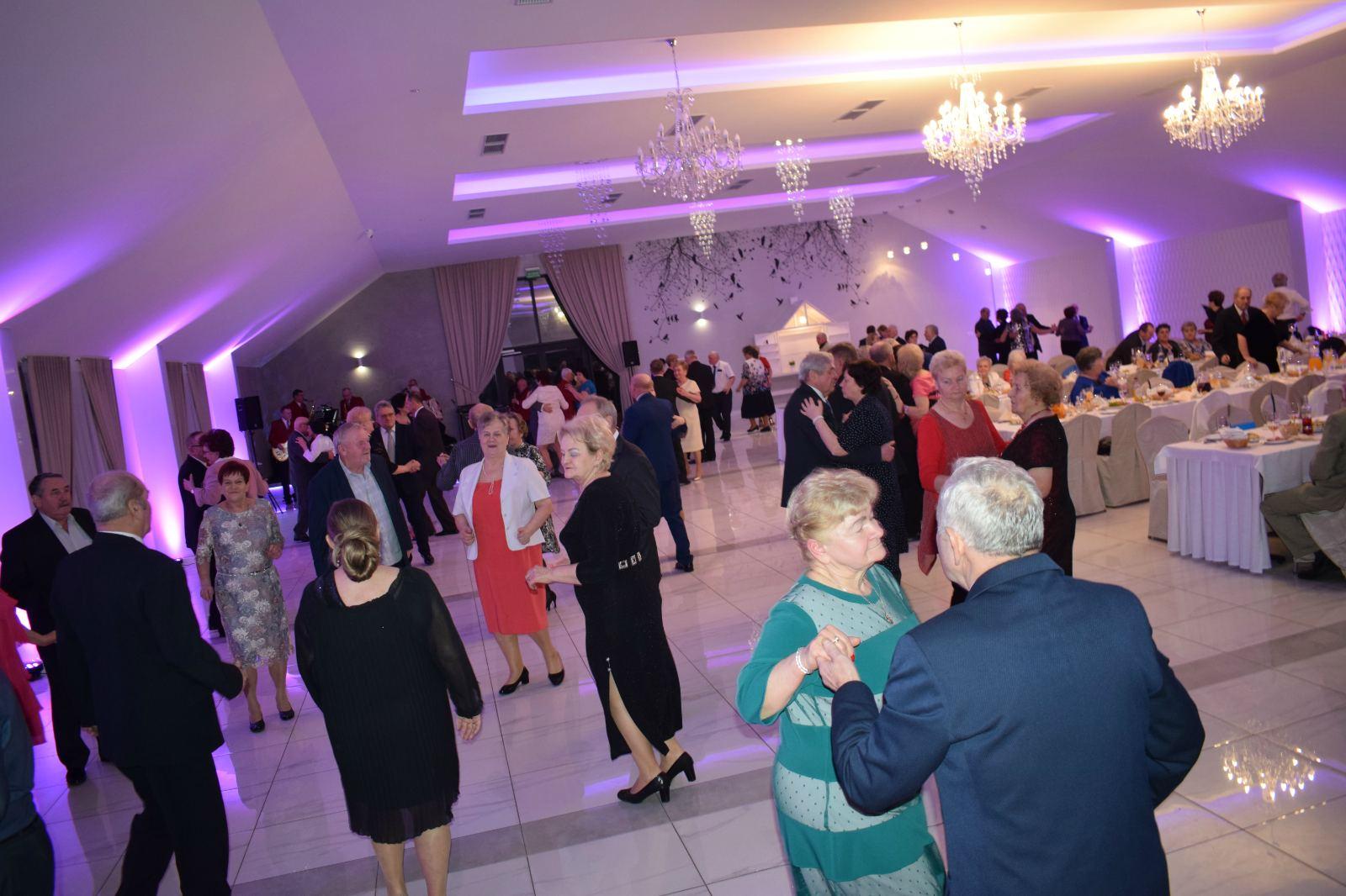 Karnawałowy Dancing Seniorów