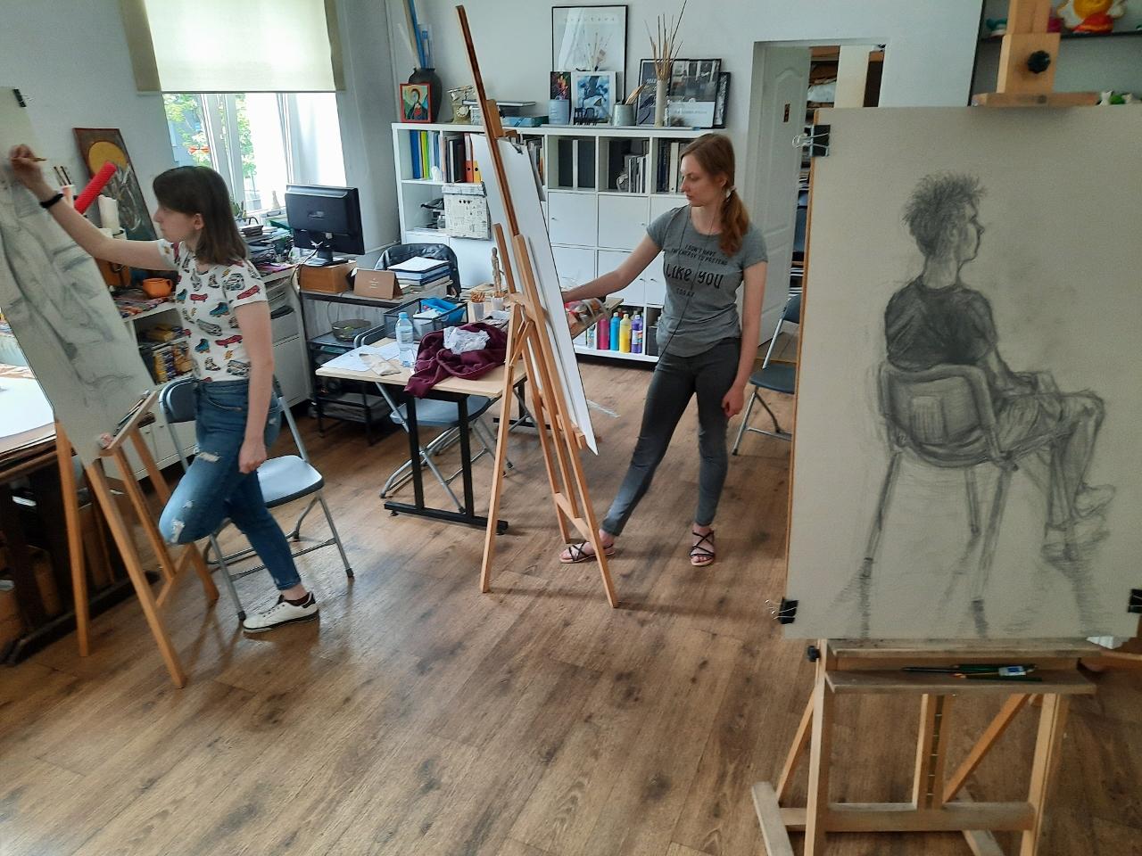 Lato z SOKiem: Kurs rysunku dla młodzieży