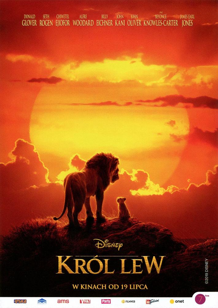 Król Lew / 27 i 29 sierpnia 16:00