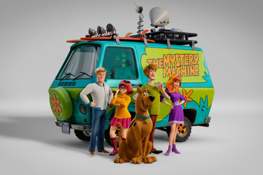 Scooby-Doo! / 13-16 sierpnia 16:00