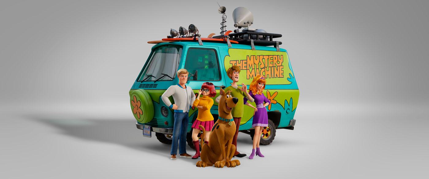 Scooby-Doo! / 6-9 sierpnia 16:00