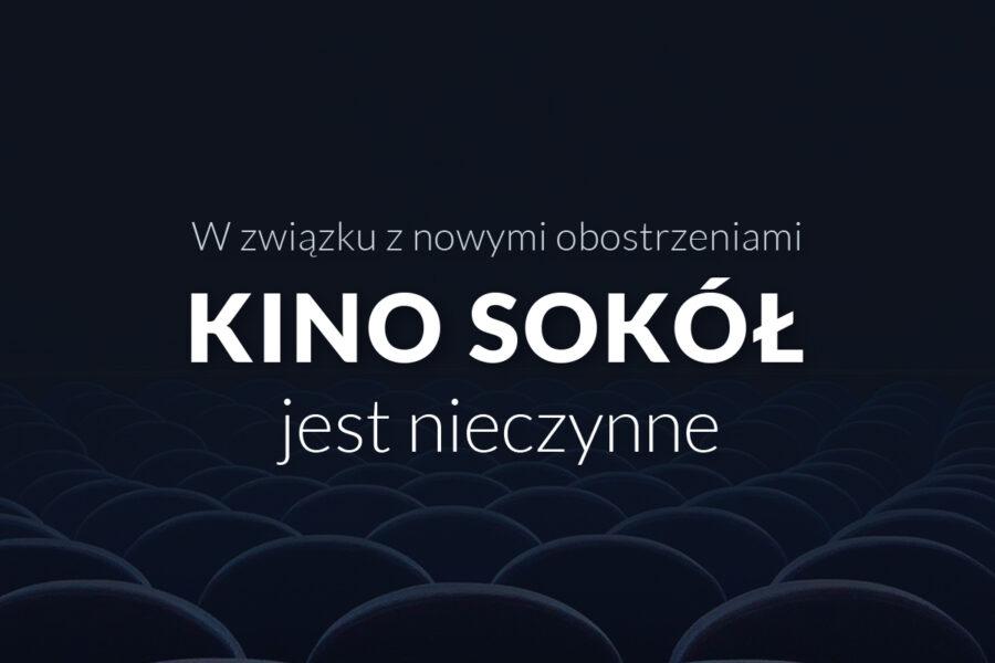 Kino Sokół jest nieczynne