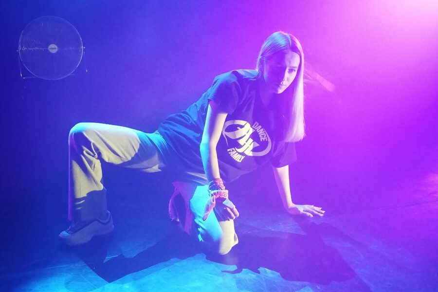 Foto sesja Hip Hop Dance Family