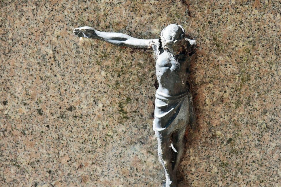 postać Chrystusa